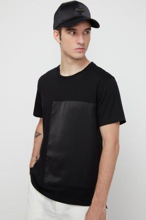 Contrast Patch T-Shirt