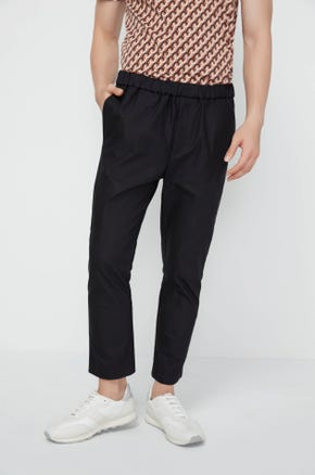 Elastic Drawstring Pants