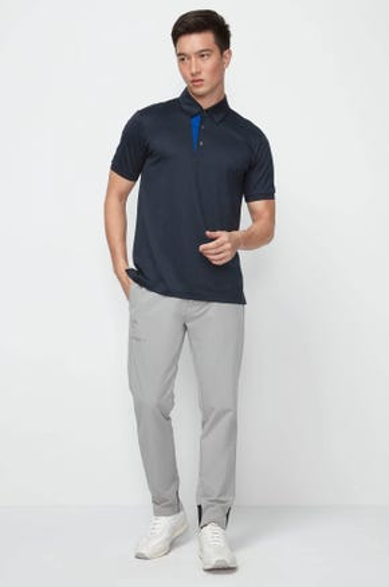 Mercerized Polo Shirt