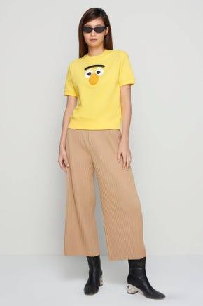 Bert Short Sleeve Sweatshirt