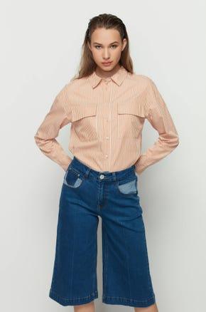 Double Flap Pocket Shirt