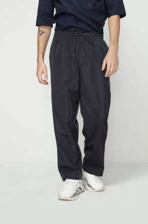 Drawstring Nylon Pants