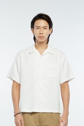White Resort Shirt