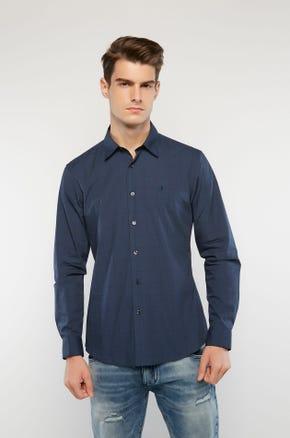 Jaspal Windowpane Shirt