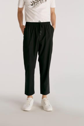 Nylon Drawstring Pants