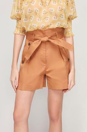 Ultra High Waist Shorts