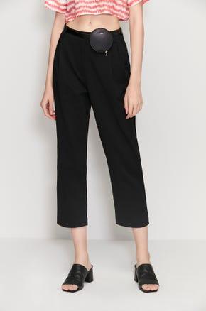 Pouch Belt Pants