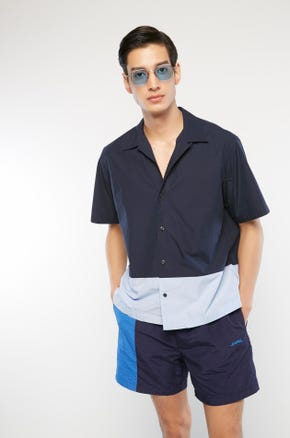Color Block Stay Cool Shirt