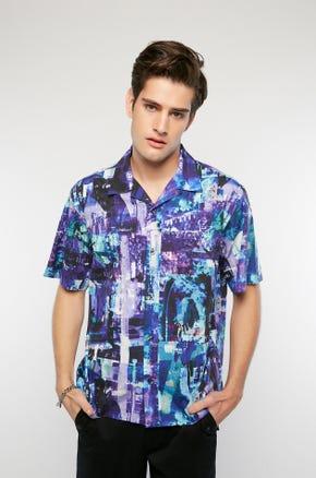 City Nights Resort Shirt