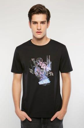 Neon Skulls T-Shirt