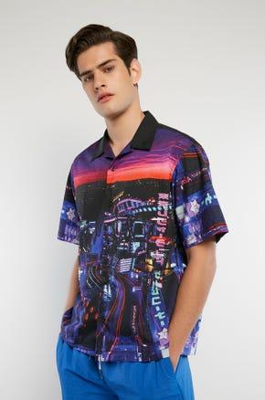 City Lights Resort Shirt