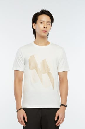 Graphic Ribbon T-Shirt