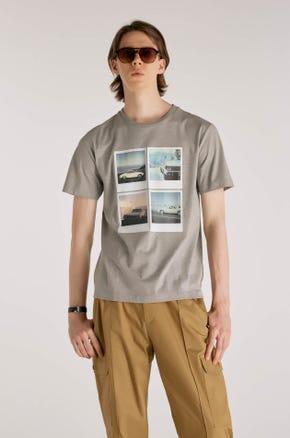 Polaroid Car T-Shirt