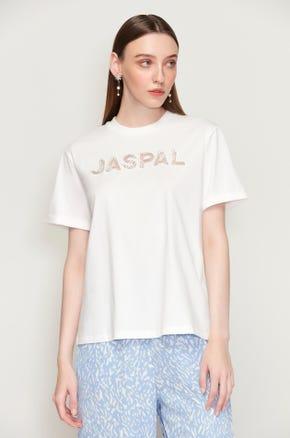 Lace Logo T-Shirt