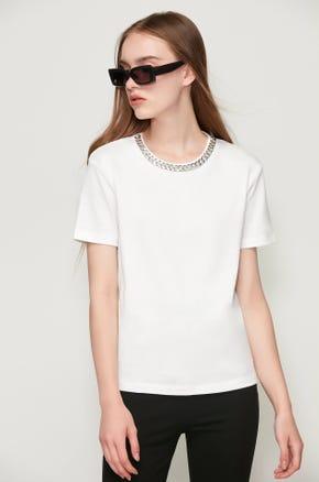 Silver Chain T-Shirt