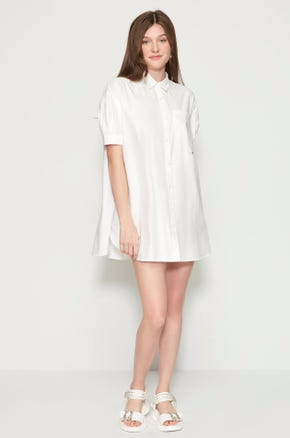 Babydoll Shirt Dress