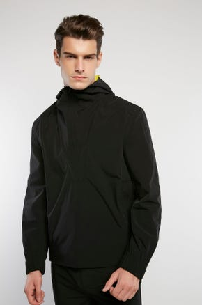 Quick Dry Hooded Jacket