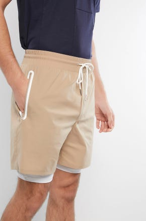 Phone Pocket Running Shorts
