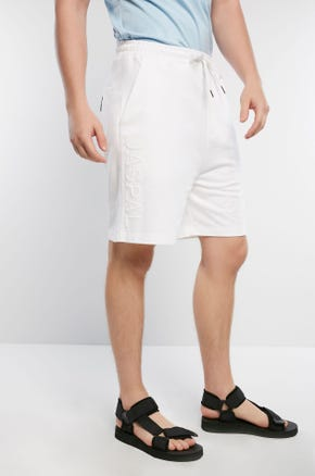 Embossed Logo Shorts
