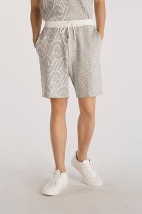 Monogram Sweat Shorts