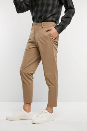 Snap Button Chinos