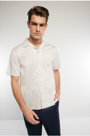 Mercerized Resort Shirt