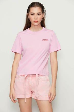 Pink Rhinestone T-Shirt