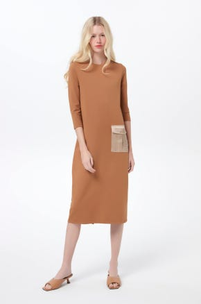 Cargo Pocket Dress