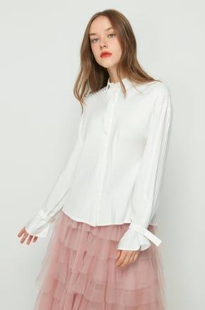 Tonal Stripe Shirt