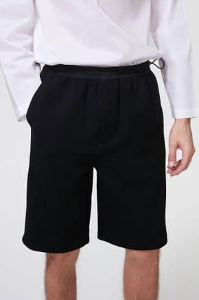 Toggle Drawstring Shorts