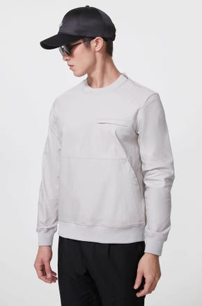 Pouch Pocket Pullover
