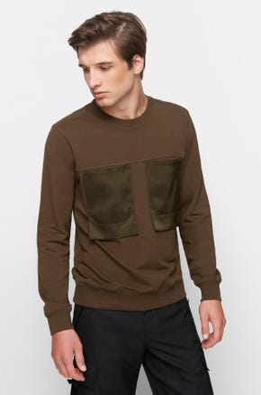 Double Pocket Sweatshirt