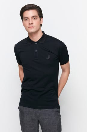 Double Mercerized Polo Shirt
