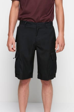 Knee Length Cargo Shorts