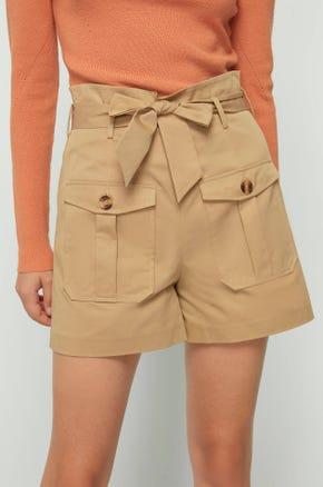 Paperbag Utility Shorts