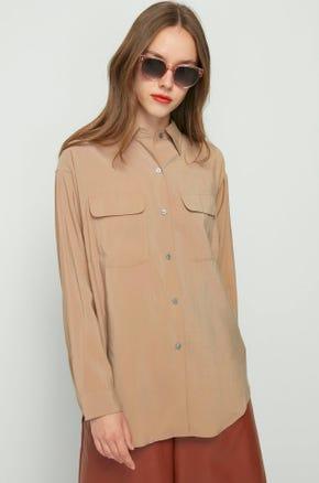 Button Up Utility Shirt