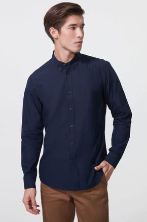 Washed Cotton Shirt