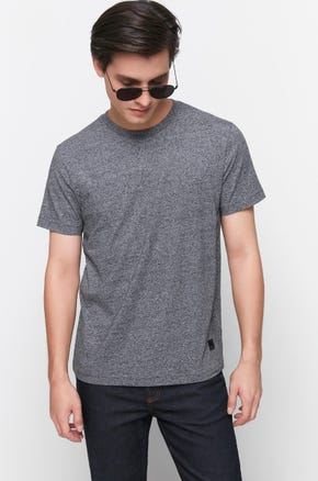 Basic Color V-Neck T-Shirt