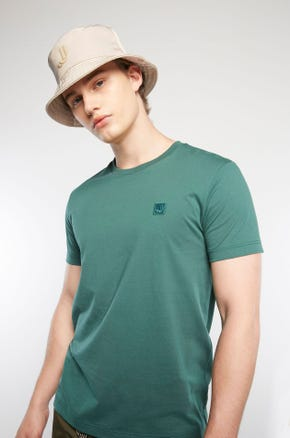 Basic Color T-Shirt - Green
