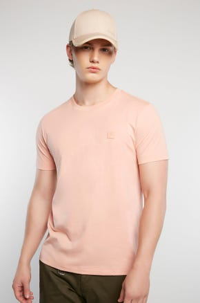 Basic Color T-Shirt - Pink
