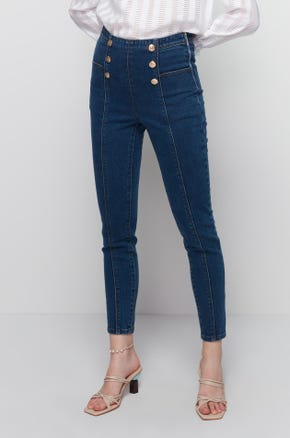 Skinny Sailor Jeans