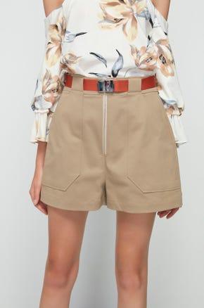 Seat Belt Shorts