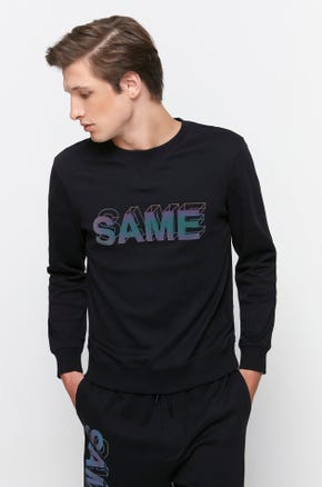 """Same"" Reflective Sweatshirt"
