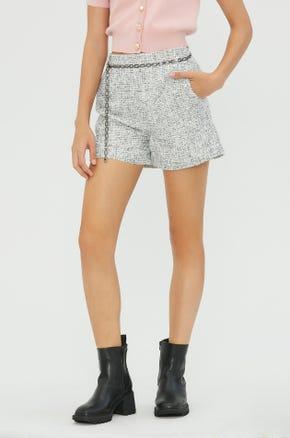 Chain Bermuda Shorts