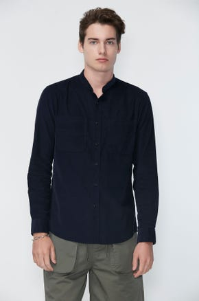 Double Patch Pocket Shirt