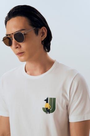 Dog Logo T-Shirt