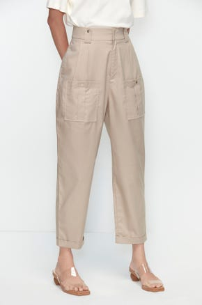 Front Pccket Cargo Pants
