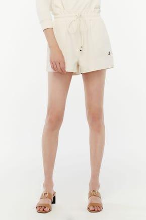 Paperbag Drawstring Shorts