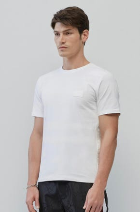 Side Snap T-Shirt