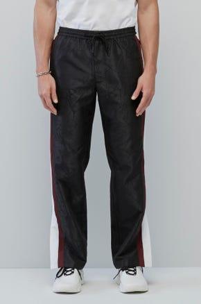 Ankle Zip Drawstring Pants